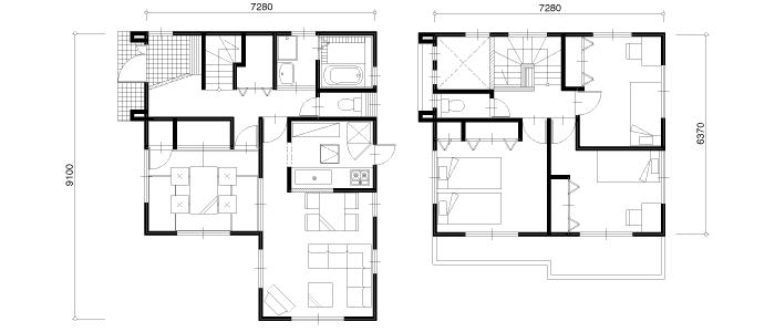 30坪の注文住宅の相場と間取り実例