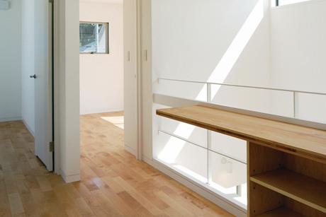 デメリット4|吹き抜けの2階部分が空間になるため部屋数が少なくなる