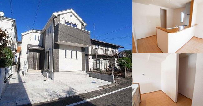 土地+建築費用3,000万円の家の外観実例2
