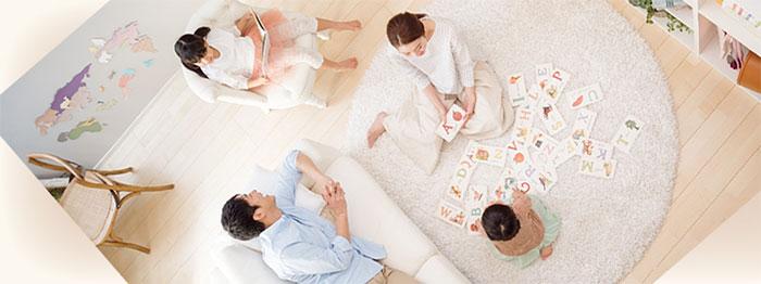 充実した住宅性能と高い快適性