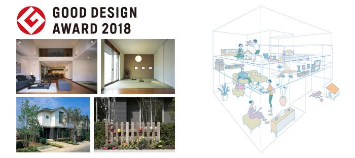こだわりの構造が叶える自由設計!多種多様なデザインスタイルから家づくりができる!